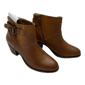Earth WEST RIVERTON Booties Size 8 S015